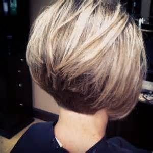 show pictures of haircuts with stacked backs stacked bob haircut pictures back head for wish sweet