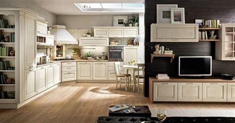 soluzioni darredo   convivere cucina  soggiorno