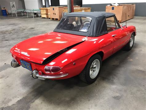 Alfa Romeo Spider Duetto For Sale 1969 Alfa Romeo Duetto Spider For Sale Photos
