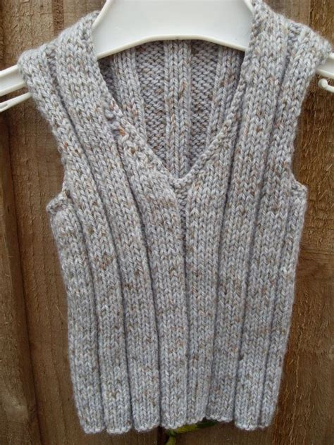 baby boy knitted vest 93 best images about knitting on vests free