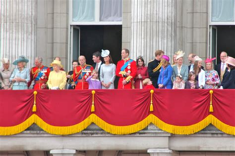 the royal family trooping the colour military wiki fandom powered by wikia
