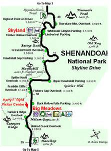 Rooms To Go Dining Tables Shenandoah National Park Skyline Drive Map 4 Alan S