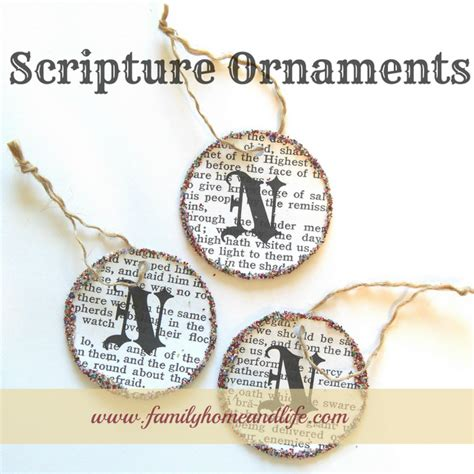 religious ornaments to make 12 awesome diy ornaments tauni co