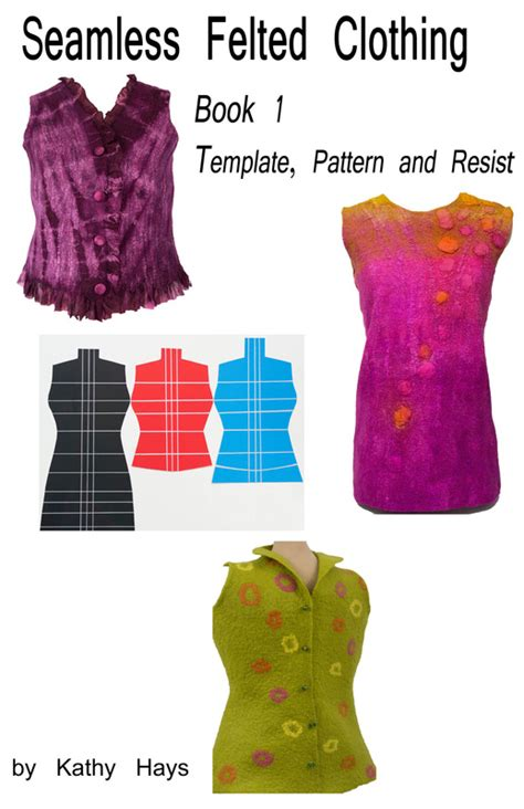 pattern making books clothing ebooks for felted clothing kathy hays designs