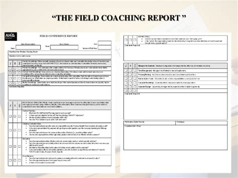 conference trip report sle sle field report 28 images field visit report template