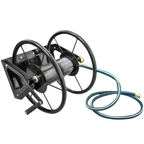Mounting Rell wall mount hose reel agri supply
