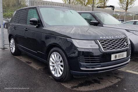 Land Rover Range Rover Vogue 2019 by 2018 Range Rover Vogue Se 8 Adaptive Vehicle Solutions Ltd