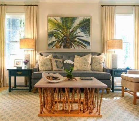 tropical themed living room using tropical accessories lestnic completely coastal most viewed posts 2014 completely coastal