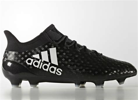 Adidas X 16 1 Firm Ground Boots adidas x 16 1 firm ground boots chequered black