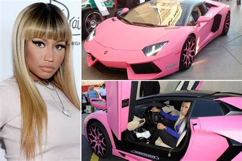 nicki minaj bugatti insanely expensive cars the brofessional