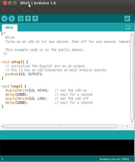 code arduino blink arduino photoelectricchefs