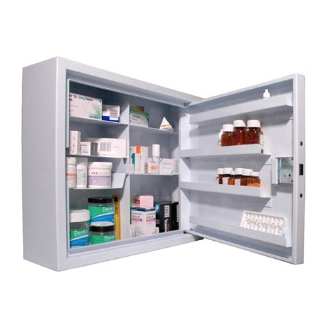 Cdc560 Wall Mounted Ambient Steel Controlled Drugs
