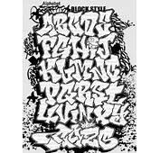 59 AM Admins Label Graffiti Letters