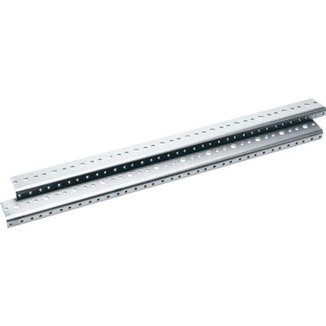 Rails Rack by Middle Atlantic Rrf21 Al 21u Aluminum Rack Rails Pair