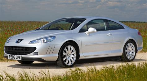 new peugeot convertible 2016 peugeot 407 coupe 2009 drops petrol engines by car magazine