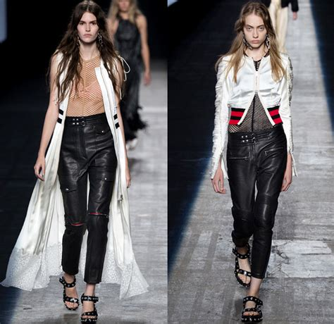 by alexander wang womens leather top style styles alexander wang 2016 spring summer womens collection