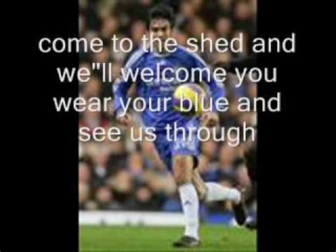 chelsea anthem lyrics gt something blue emerges as top 2014 colour scheme for