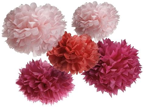 How To Make Tissue Paper Flowers Martha Stewart - diy hanging tissue paper flowers tutorial mid south
