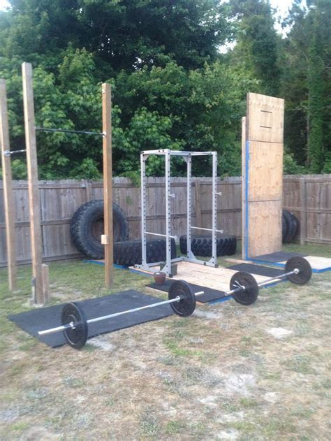 crossfit backyard gym 252 best ideas about diy gym on pinterest homemade