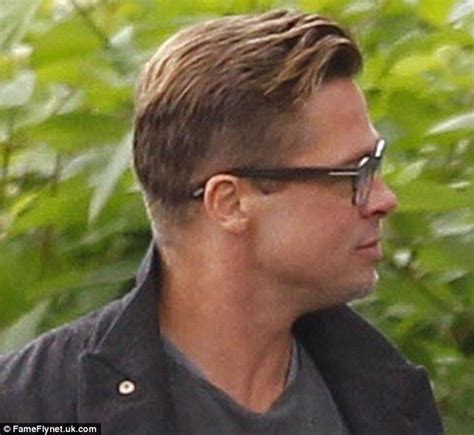 brad pitt new 2014 oscars inspired haircut tutorial thesalonguy first look at brad pitt and shia labeouf in wwii movie fury