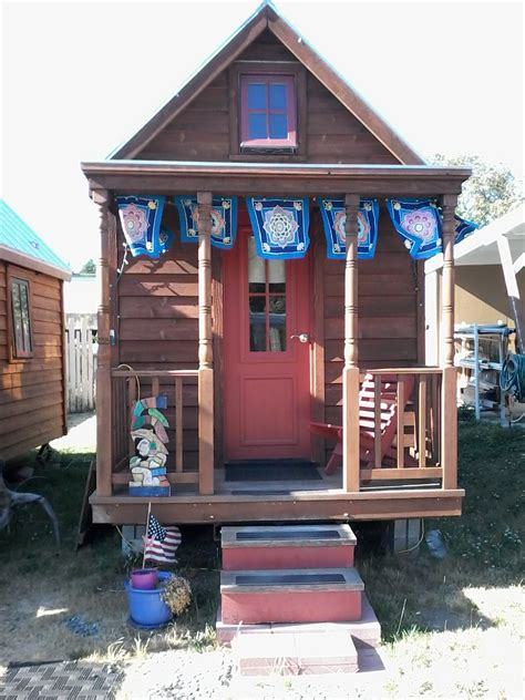2007 tumbleweed lusby tiny house for sale