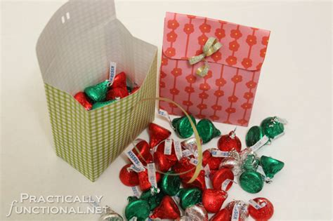 How To Make Gifts With Paper - paper gift bags free silhouette practically