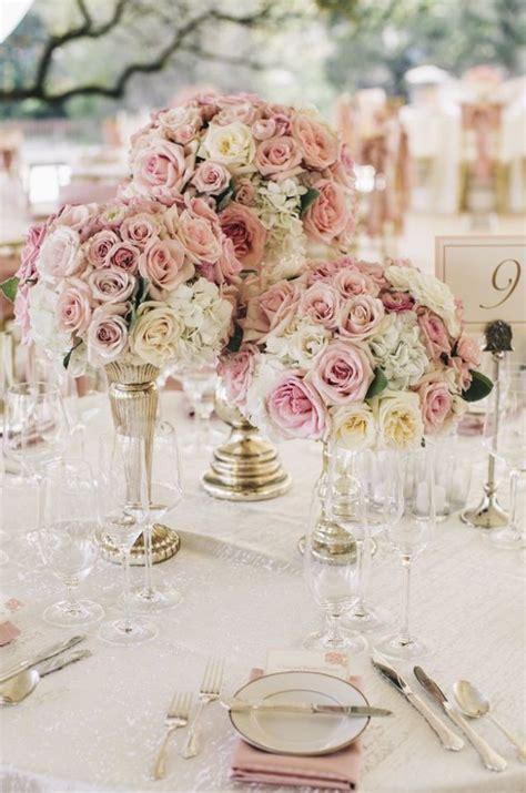 Pink Wedding Flower Ideas by 20 Stylish Soft Pink And Blush Wedding Ideas Pink
