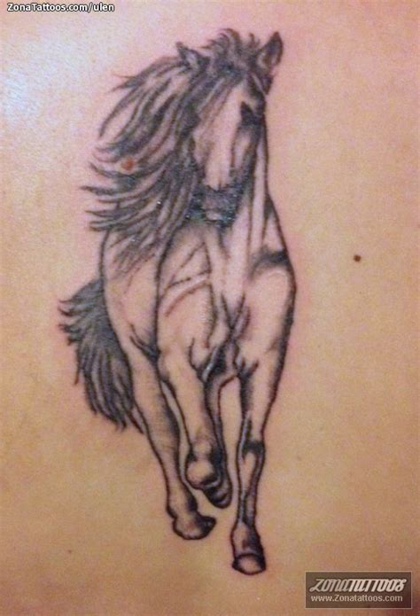 awesome horse tattoo design tattoobite com