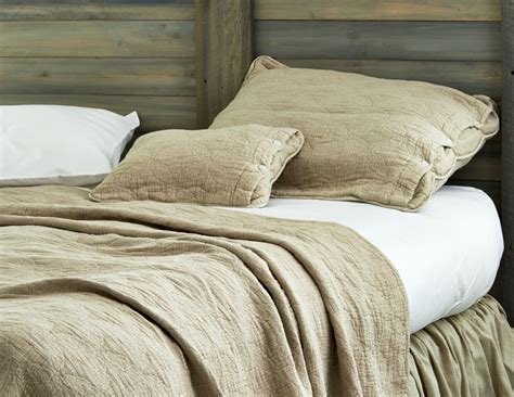 coverlet and shams traditions linens bedding whitney coverlet shams