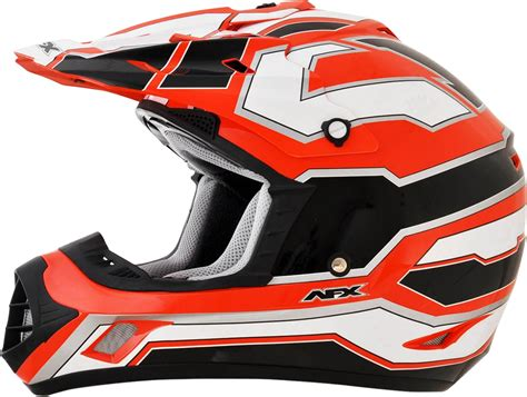 afx motocross helmet afx 2017 fx 17 safety orange works mx atv motocross dirt
