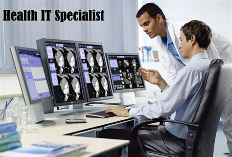 health it specialist