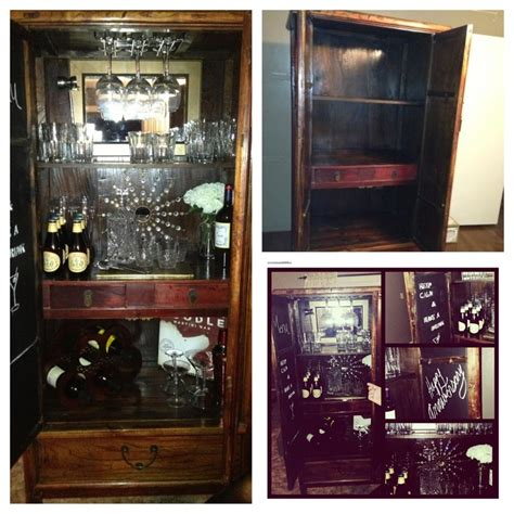 Armoire Bar Ideas by 37 Best Armoire Bar Ideas Images On Armoire