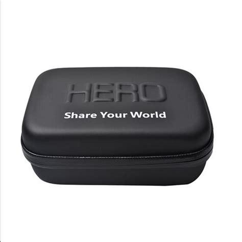 Tas Baghero Waterproof Small Size Gopro Xiaomi Yi Kogan waterproof small size for gopro xiaomi yi perlengkapan mini studio fotografi