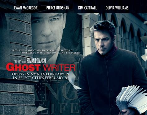 the ghost writer pierce brosnan files the ghost writer