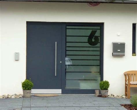 eingangstür mit seitenteil aluhaust 252 ren kunststoff haust 252 ren www aluminium