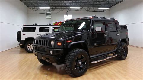 sut hummer for sale 2005 hummer h2 sut for sale black black loaded navi 20 xd
