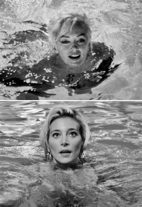 Fotos: Sol Pérez se desnudó para imitar a Marilyn Monroe
