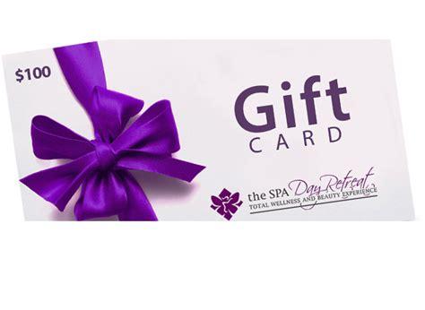 Ottawa Gift Cards - gift card the spa ottawa spa care retreat