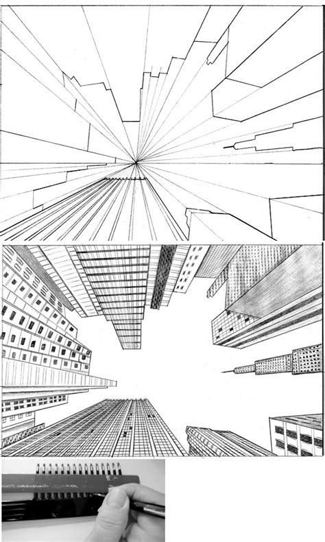Drawing 2 Point Perspective From Plan by 221 Best Lesson Ideas Perspective Images On