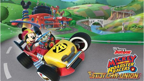 63013 mickey and the roadster racers slot
