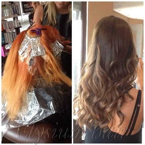 hair salons that color hair hair color correction images