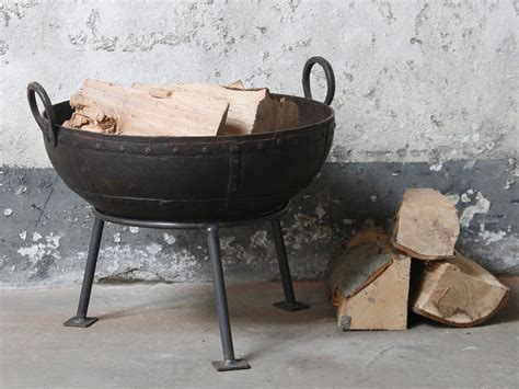 small firepit kadai pit small lost found scaramanga