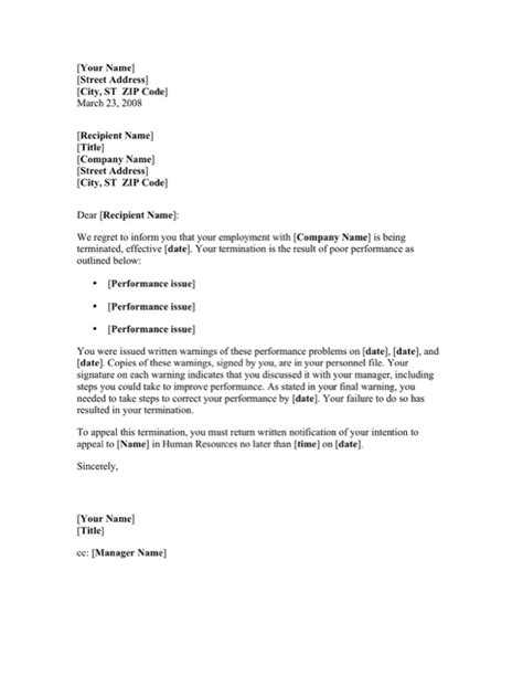 Patient Termination Letter For Non Payment termination letter due to non compliance patient for free tidyform