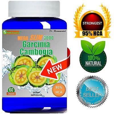 Limited Garcinia Cambogia 3000 95 Hca Kn877 global healthy direction