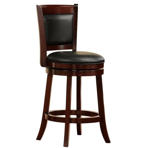 residential bar stools home decorators collection garden 40 in h blue counter