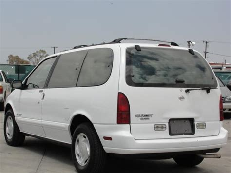 1993 nissan quest information and photos momentcar