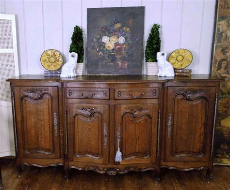 french country antique louis xv sideboard server and