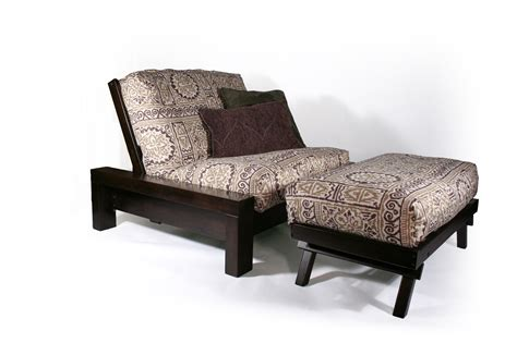twin futon chair frame futon chair twin