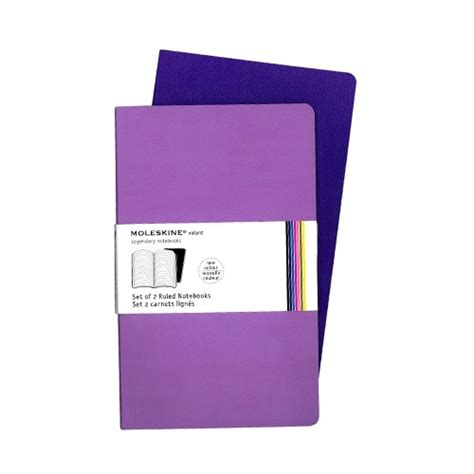 moleskine volant notebook moleskine ruled volant notebook large soft cover de groen bv