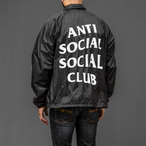 Topi Basebal Anti Sosial Club 11 anti social social club coaches jacket wehustle menswear womenswear hats mixtapes more